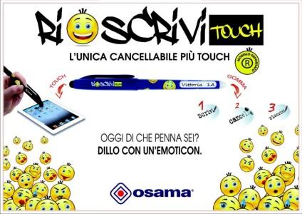 Osama Riscrivi Touch