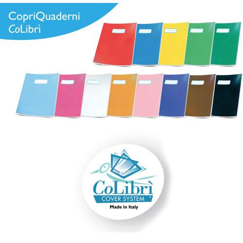 CopriMaxi Quaderni Colibrì
