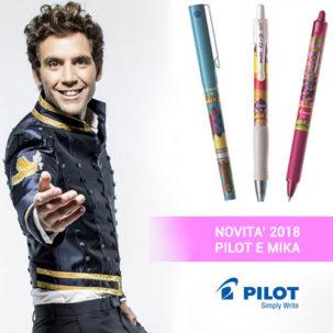 100 ANNI DI PILOT in Collaborazione con Mika