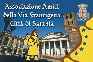 CLIENTE: Associazione Amici della Via Francigena Città di Santhià