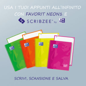 Favorit Oxford  + SCRIBZEE